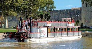 Croisière de Camargue - ISLES DE STEL